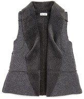 Splendid Girls' Faux Fur Lined Vest - Sizes 2-6X