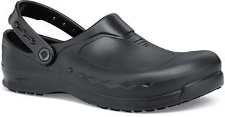 Shoes for Crews 66064-44/10 ZINC Unisex Work Clogs Lightweight 10 UK