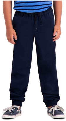 Haggar Little Boys The Jogger, Reg Fit, Flat Front Pant