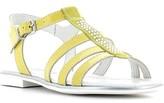 Nero Giardini P530990F Sandals Kid Yellow Yellow