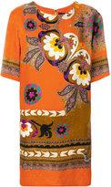Etro - floral print dress