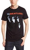 Bravado Men's The Beatles Meet T-Shirt