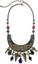 JCPenney Aris by Treska Multi-Bead Collar Necklace