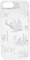 Rifle Paper Co. City Toile iPhone 7 Case