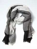 Banana Republic Linen/cotton Blanket Scarf