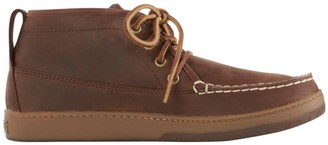 L.L. Bean Men's Campside Ranger Boot, Flannel-Lined