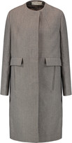 Marni Linen and wool-blend twill coat