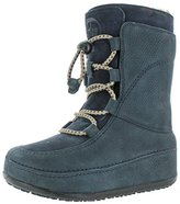 FitFlop Women's Mukluk Moc Lace Up Boot