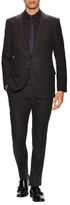 Tom Ford Wool Grey Striped Notch Lapel Suit