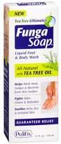 Pedifix FungaSoap Liquid Foot & Body Wash