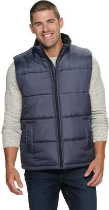 ZeroXposur Men's Block Puffer Vest