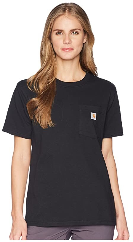 Carhartt WK87 Workwear Pocket Short Sleeve T-Shirt