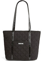 Vera Bradley Vera Trimmed Quilted Small Tote