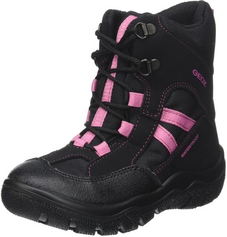 Geox Girls' J Clady B WPF B Snow Boots