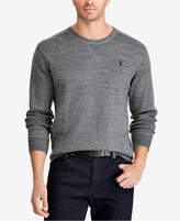 Polo Ralph Lauren Men's Big & Tall Crew-Neck Sweater