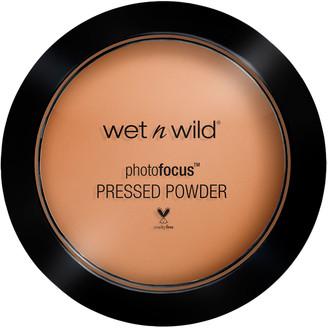 Wet n Wild Photo Focus Pressed Powder 7.5G Golden Tan