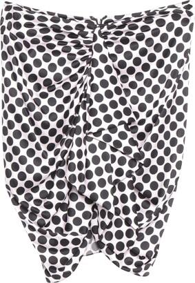 Alexandre Vauthier Knee length skirts