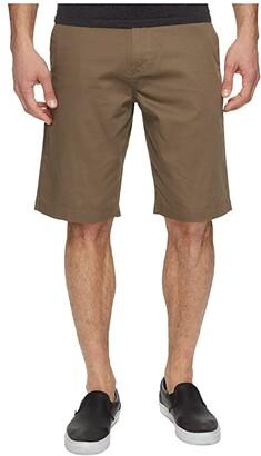 Volcom Frickin Chino Shorts (Black) Men's Shorts