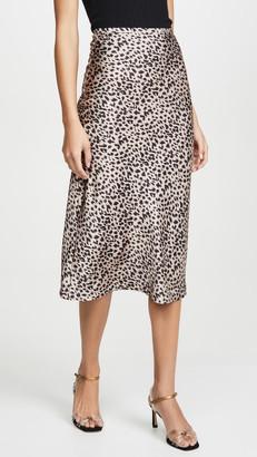 Lioness Bias Midi Skirt