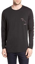 Barney Cools Men's Detention Graphic Crewneck T-Shirt