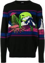 Diesel alien sweater