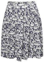 Orchard Jersey Flared Mini Skirt