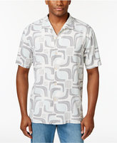 Tommy Bahama Men's Miles of Tiles Silk Shirt