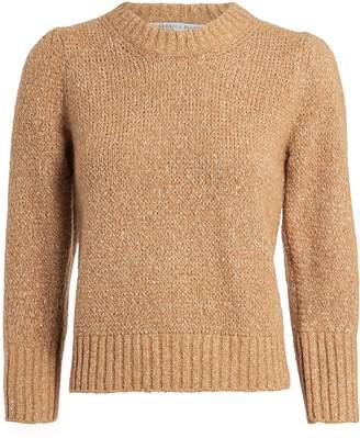 Veronica Beard Holly Cotton & Wool-Blend Sweater