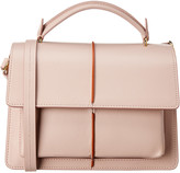 Marni Attache Leather Satchel