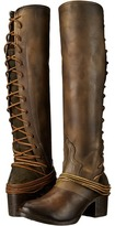 Freebird Coal Cowboy Boots