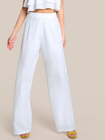 Shein High Rise Wide Leg Pants
