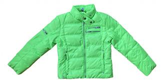 Ralph Lauren Green Polyester Jackets & Coats