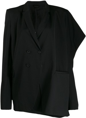 Unravel Project hybrid blazer
