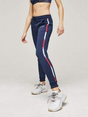 Tommy Hilfiger Tape Detail Fleece Joggers
