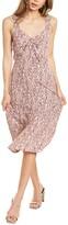 Thumbnail for your product : Lucy Paris Annette Midi Dress
