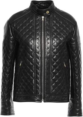RED Valentino Quilted Leather Jacket
