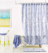 bluebellgray Fleur Cotton Shower Curtain