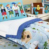 Olive Kids TM pirate toddler bed set