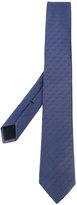 Gucci monogram tie - men - Silk - One Size