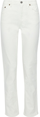 Acne Studios South Mid-rise Skinny Jeans