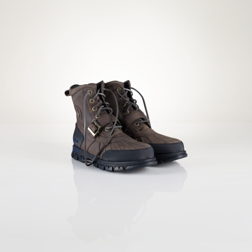 Polo Ralph Lauren Dover Nubuck Boot