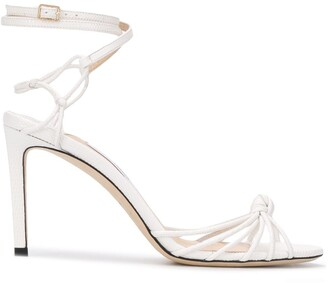 Jimmy Choo Lovella 85mm strappy sandals