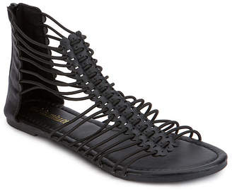 OLIVIA MILLER Oviedo Gladiator Sandals Women Shoes