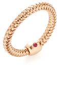 Roberto Coin Primavera 18K Rose Gold Mesh Ring