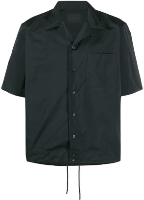 Diesel Black Gold Solid-Color Shirt