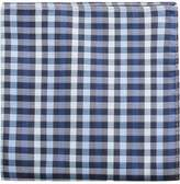Geoffrey Beene Check Pocket Square