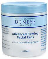 Dr. μ Dr. Denese Advanced Firming Facial Pads 100 Ct.
