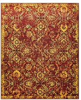 Nourison Timeless Rug - Pomegranate, 7'9 x 9'9