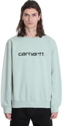 Carhartt Carhatt Sweat Sweatshirt In Green Cotton