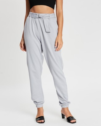 Missguided Belted Joggers